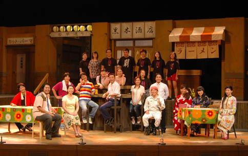 2011年みやざ演劇祭の写真