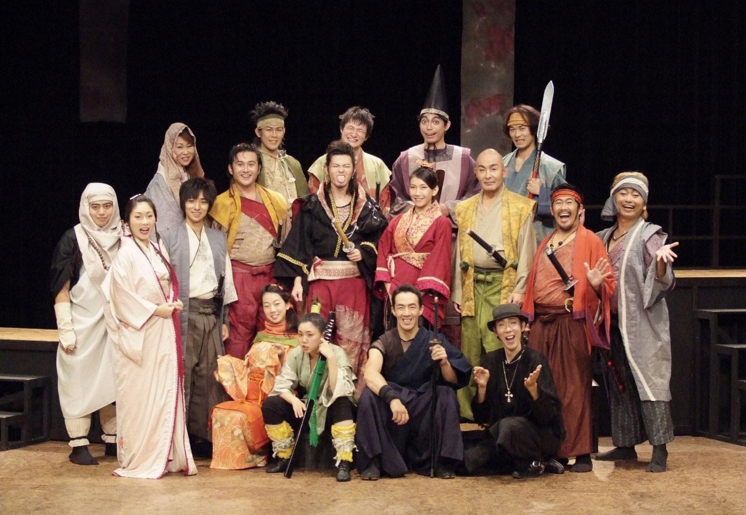 2009プロデュース公演「ガーネット・オペラ」